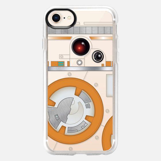 Robot / droid - Snap Case