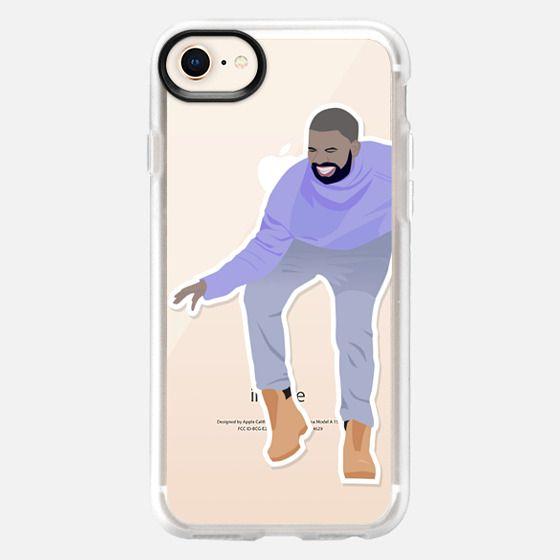 Drake / hotlinebling - Snap Case