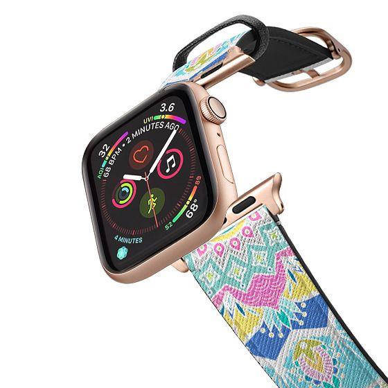 Apple Watch 38mm Bands - Pastel pattern