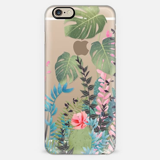 Tropical flowers -