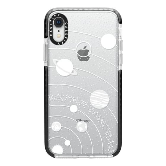 iPhone XR Cases - Solar system interstellar fashionsita