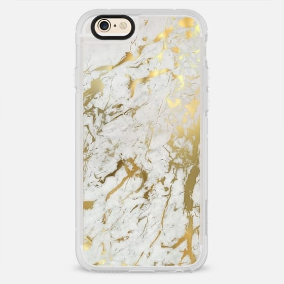 gold marble iphone 6 case