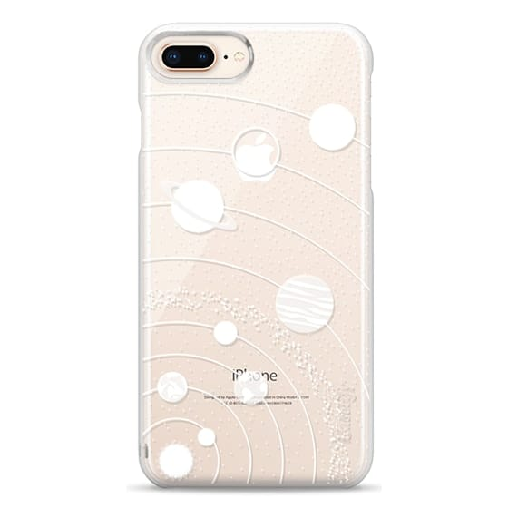 iPhone 8 Plus Cases - Solar system interstellar fashionsita
