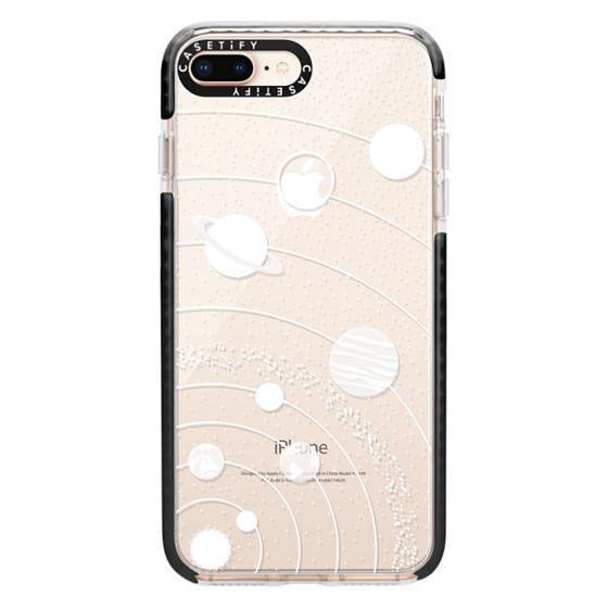 iPhone 8 Plus Cases - Solar system interstellar fashionsita