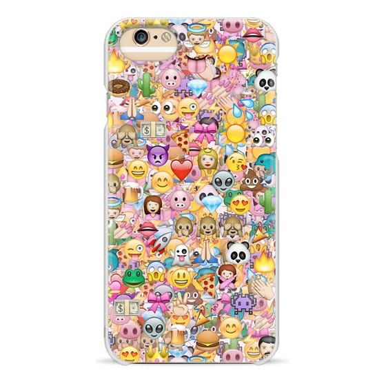 iPhone 6s Cases - Emoji (full)