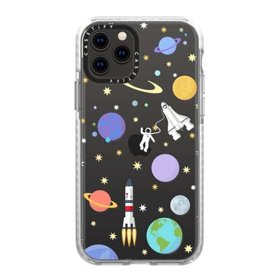 iPhone 11 Pro Cases - Space rocket