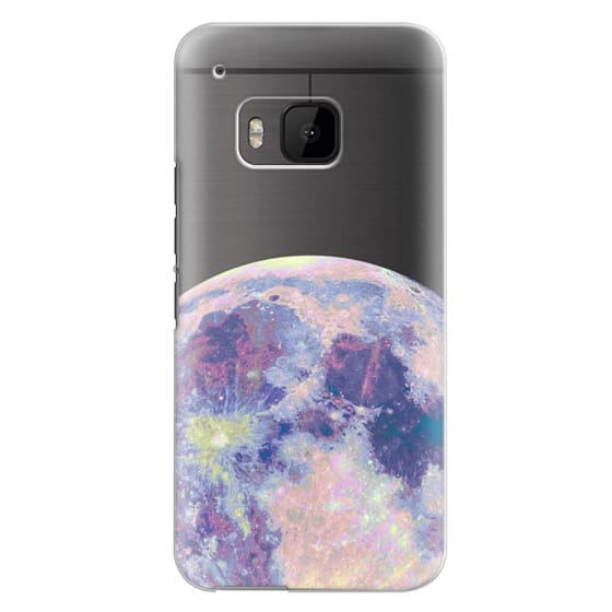 Htc One M9 Cases - Moonrise