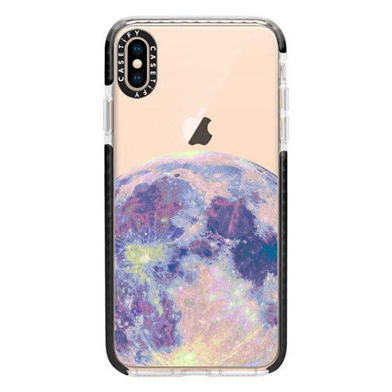 iPhone XS Max Cases - Moonrise