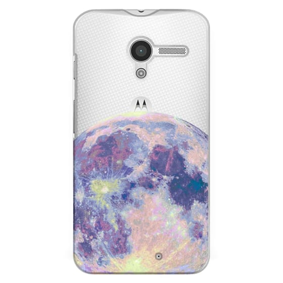 Moto X Cases - Moonrise