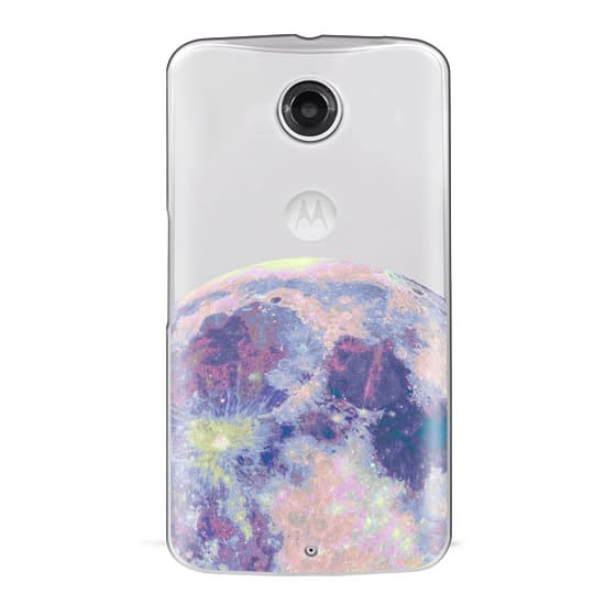 Nexus 6 Cases - Moonrise