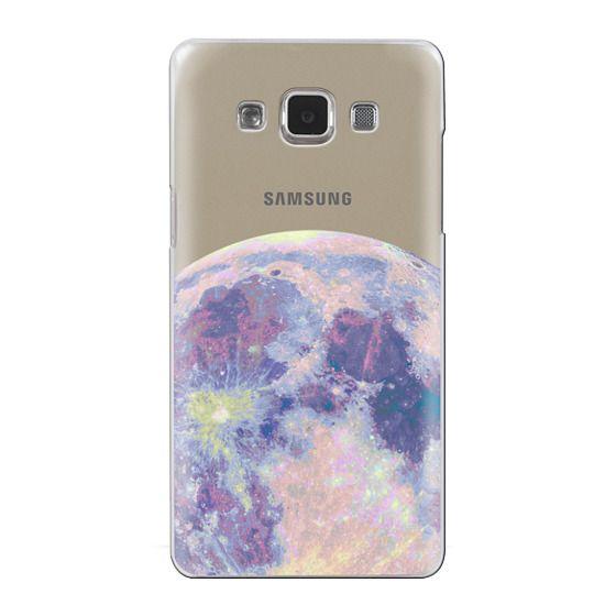 Samsung Galaxy A5 Cases - Moonrise