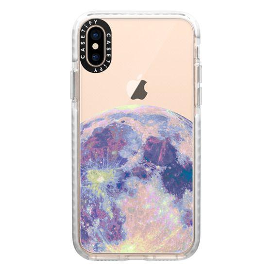 iPhone XS Cases - Moonrise