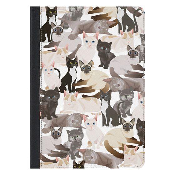 10.5-inch iPad Pro Covers - Cat pattern