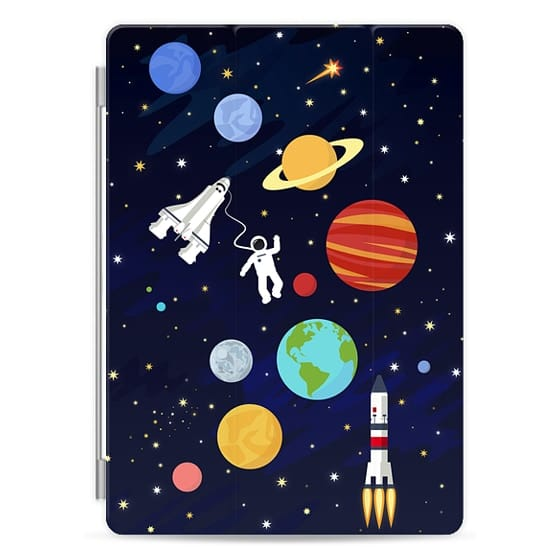 iPad Air 2 Covers - In space : solar system