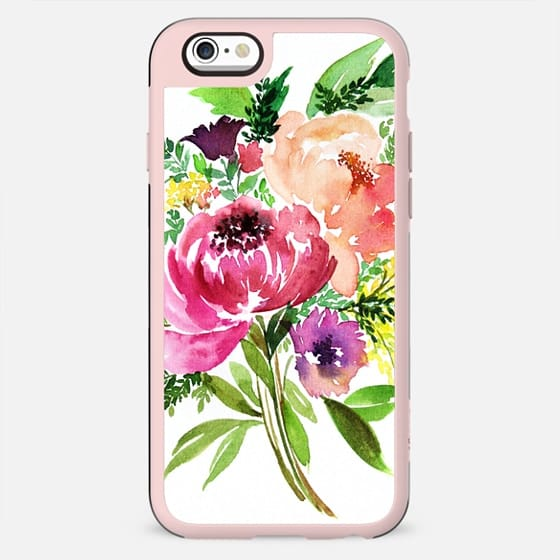 Peony Bouquet - New Standard Case