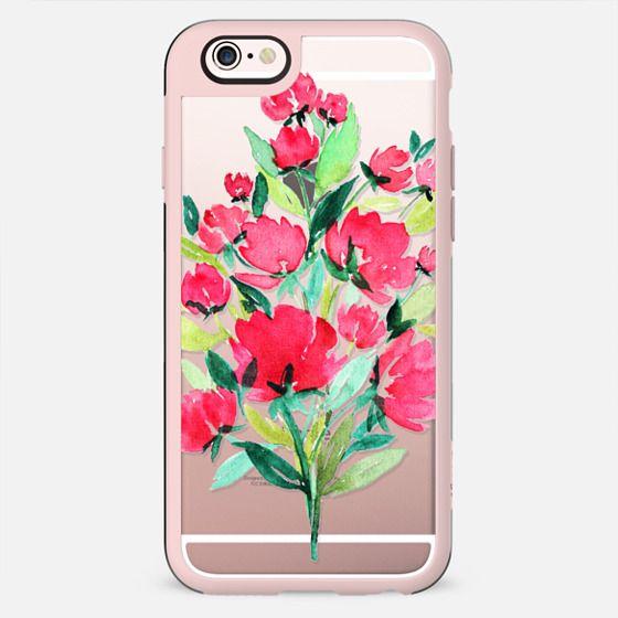 Red Flower Bouquet - New Standard Case