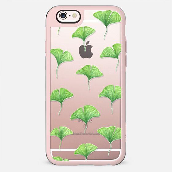Ginkgo Leaf Pattern - New Standard Case