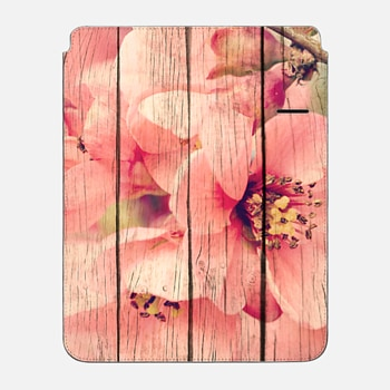 "iPad Pro 12.9"" Sleeve Old Wood Blossoms iPad"