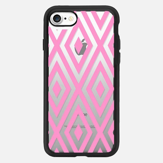 Pink Geo -