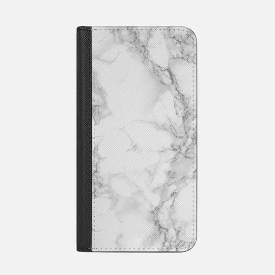 Fancy Marble - Wallet Case