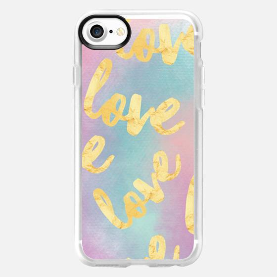 Pastel, My Love - Classic Grip Case