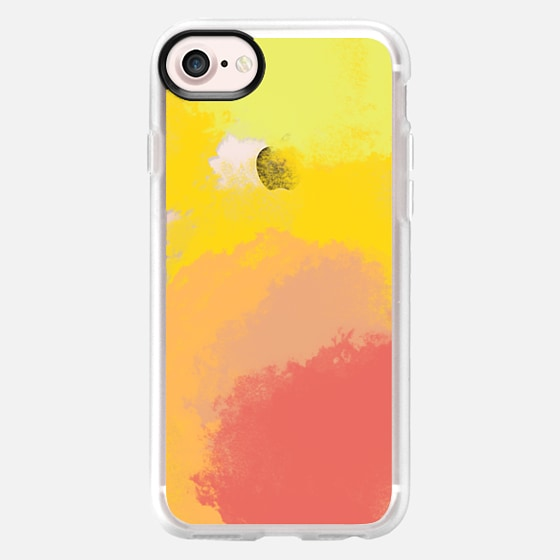 Peach Lemonade - Classic Grip Case