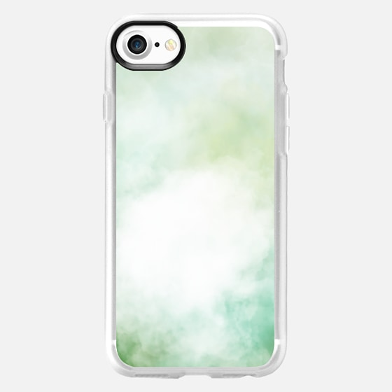 Green Food Coloring - Classic Grip Case