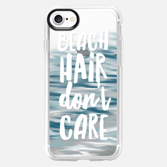 Beach Hair Don't Care - Classic Grip Case