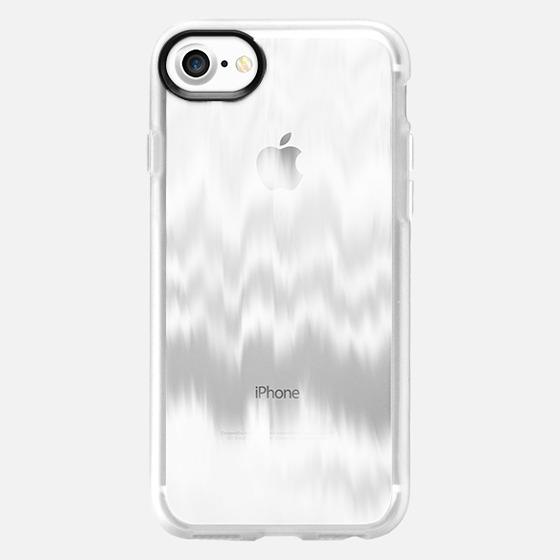 Melting Sound Waves - Classic Grip Case