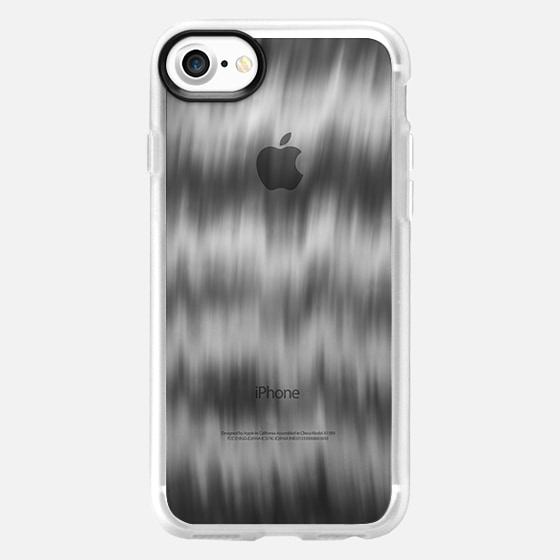 Brushed Waves - Classic Grip Case