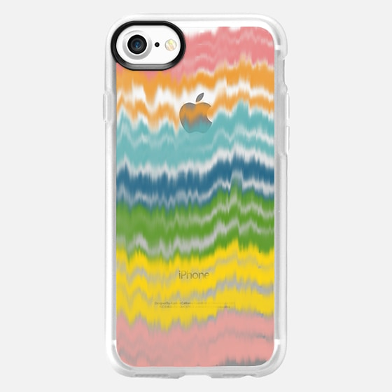 Waves of Color - Classic Grip Case