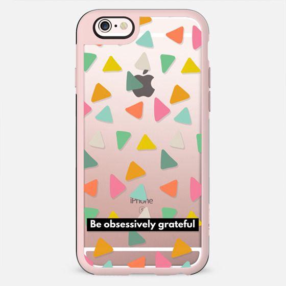 Be Obsessively Grateful   Confetti Traingles