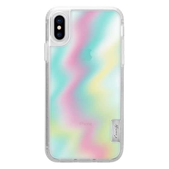 iPhone 7 Plus Cases - Cotton Candy Waves
