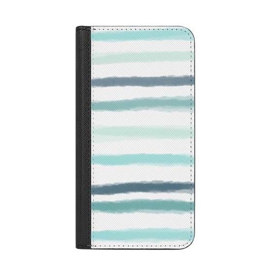iPhone 6s Cases - Thin Ocean Stripes