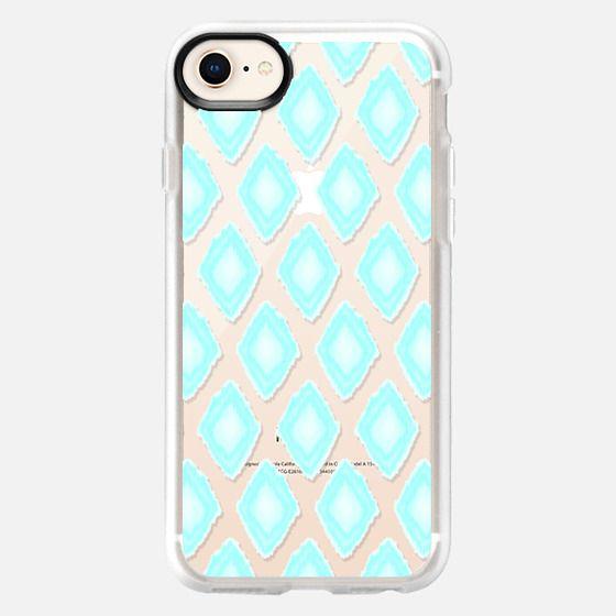 Blue IKat - Snap Case