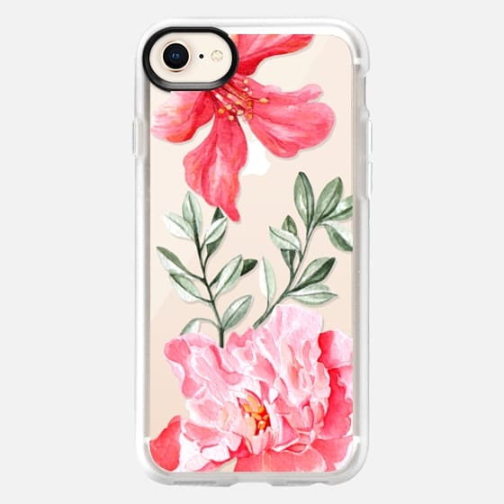 Lovely Floral 10 - Snap Case