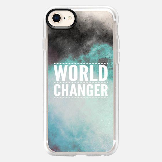 World Changer - Snap Case
