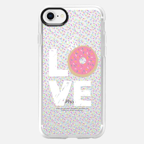 Love Donut - Snap Case