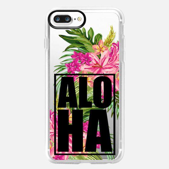 Aloha Floral - Classic Grip Case