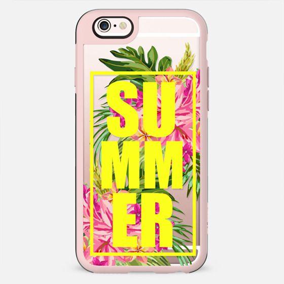 Aloha Summer Yellow - New Standard Case