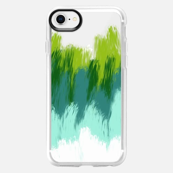 Shades of Grass - Snap Case