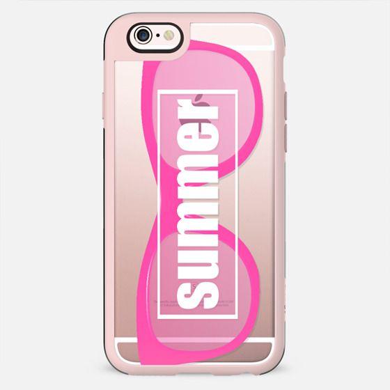 Pink Glasses Summer - New Standard Case