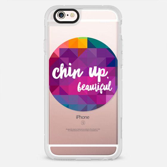 Chin Up Beautiful Geo