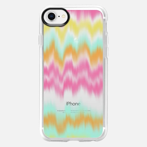 Separate the Colors - Snap Case