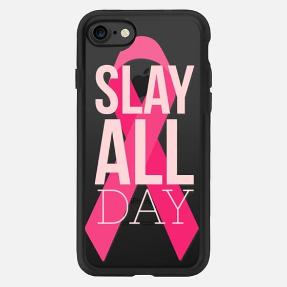 Slay All Day Pink Ribbon
