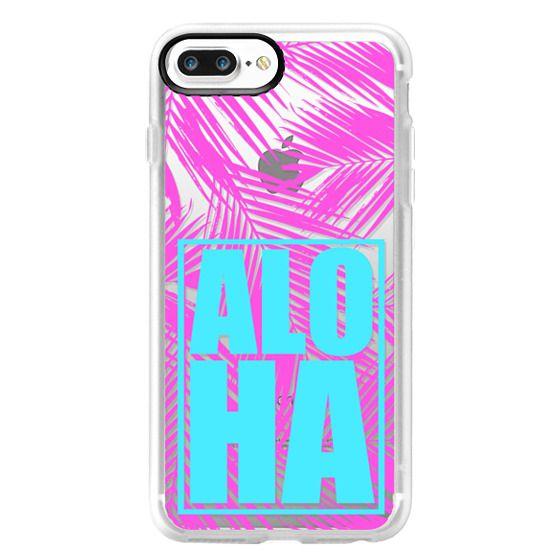 Aloha Pink and Blue