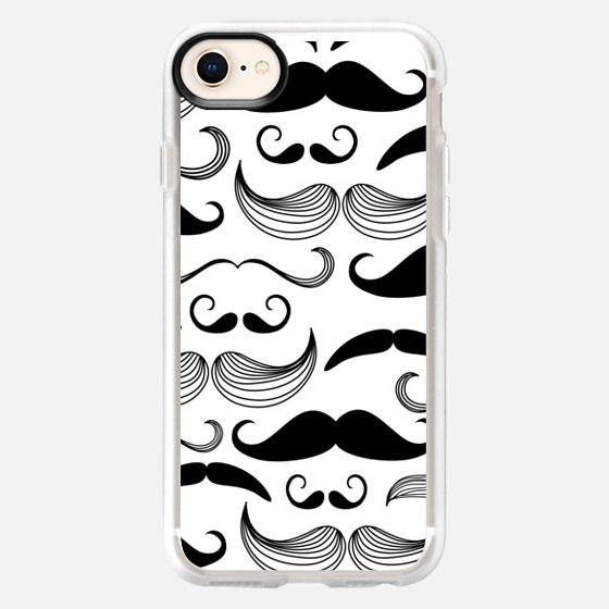 Mustache  - Snap Case