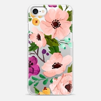 iPhone 7 Case Fancy Floral 3