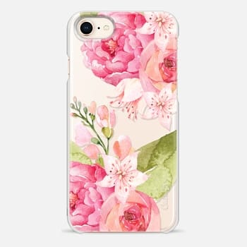 iPhone 8 ケース Spring Flowers 2