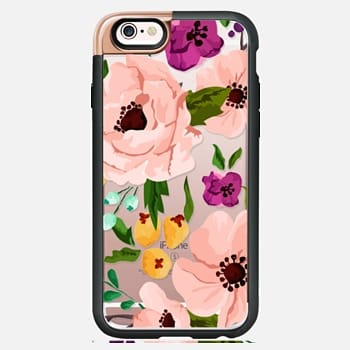 iPhone 6s Case Pretty Flowers